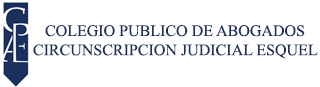 Colegio Público de Abogados de Esquel